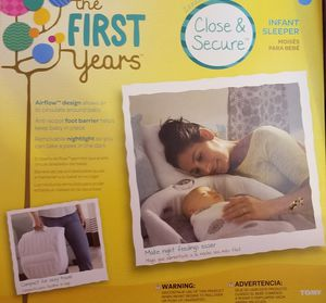 The First Years Infant Sleeper for Sale in Elkridge, MD