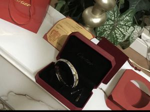 Cartier bracelet for sale for Sale in Las Vegas, NV