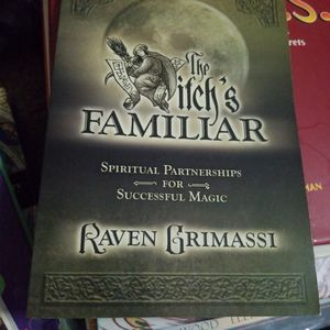 The Witches Familiar By Raven Grimassi Used. for Sale in Richmond, CA