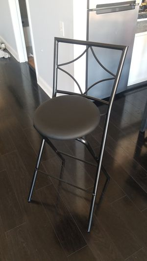 Collapsible Bar Stool for Sale in Chicago, IL