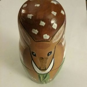Nesting dolls (replica) for Sale in Haskell, OK