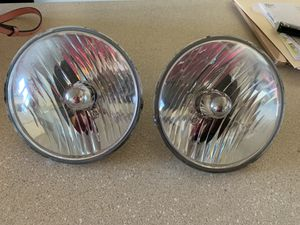 07-18 Jeep Headlights With Working Bulbs for Sale in Tacoma, WA