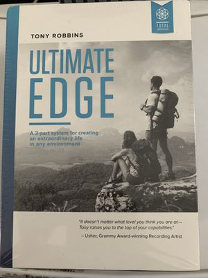 *Brand New*Tony Robbins Ultimate Edge for Sale in Santa Fe Springs, CA