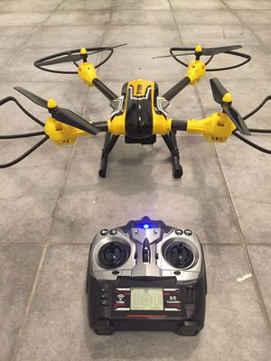 Drone with action camera for Sale in Roselle, NJ