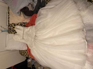 Wedding dress for Sale in Framingham, MA