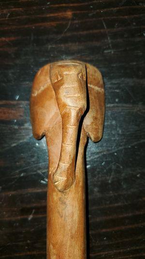 Elephant Wooden Utensil for Sale in Joliet, IL