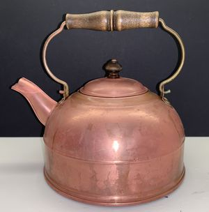 Copper kettle tea pot for Sale in Bellaire, TX