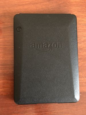 "Amazon Kindle Voyage 6"" 4GB 7th Gen Wi-Fi 300ppi Display E-Reader (Black) for Sale in Hialeah, FL"
