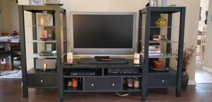 Wall Unit/ TV stand for Sale in Murrells Inlet, SC