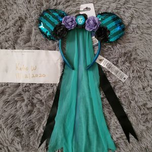 New Disney Haunted Mansion Ears Minnie Main Attraction for Sale in Tampa, FL