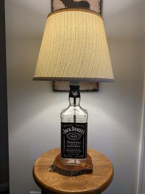 Jack Daniels bottle lamp for Sale in Manassas Park, VA
