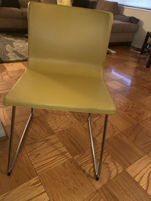 ONE Yellow Accent Chair for Sale in Adelphi, MD