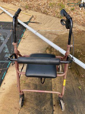 Walker, Wheelchair, raised toilet seats for Sale in Springfield, VA