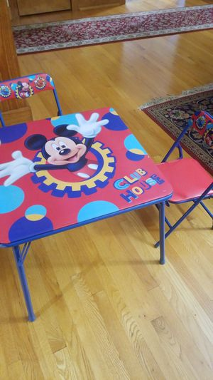Kids Table and Chairs for Sale in Hampton, VA