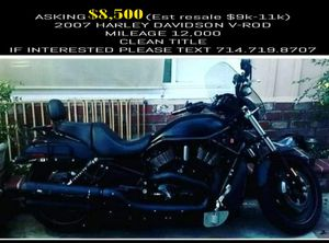 HARLEY DAVIDSON 2007 VROD for Sale in Santa Ana, CA