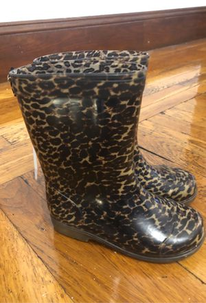 Rain 🌧 boots sz 12/13 girls for Sale in Providence, RI