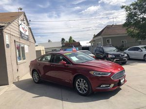 2017 Ford Fusion for Sale in Midvale, UT