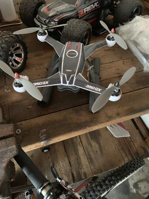 Used, Blade 350qx quadcopter with GoPro mount, fun for FPV flying! for Sale for sale  Orange, CA