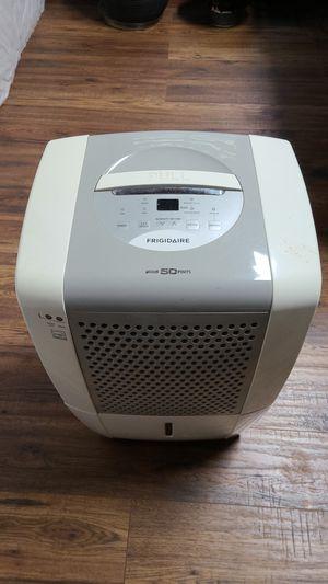 Frigidaire 50 Pints Dehumidifier Model FAD504TDD for Sale in Arvada, CO