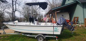 17' logic center console boat for Sale in Jefferson, GA