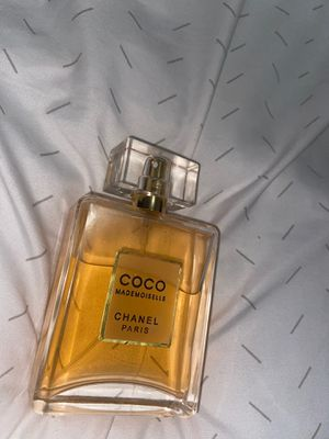 Coco mademoiselle Chanel Paris perfume for Sale in Gladstone, OR