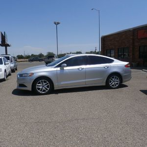 2013 Ford Fusion for Sale in Lubbock, TX
