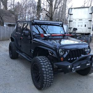 2013 Jeep Wrangler Unlimited for Sale in Bristol, CT