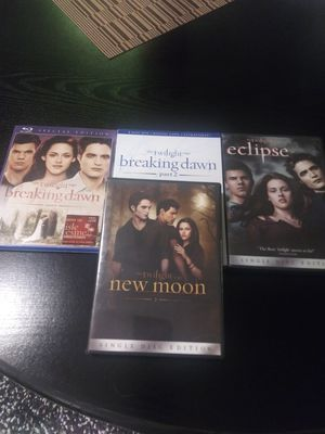 NEW DAWN DVDS + 1 FREE DVD for Sale in Lakewood, CO