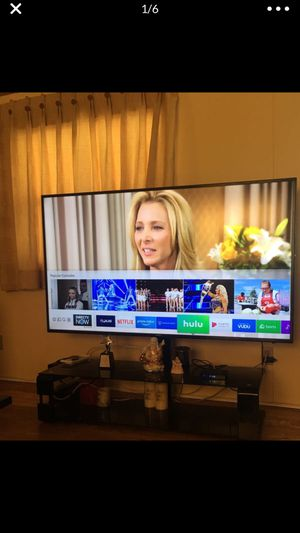 LED SMART, 4K , ultra HD Samsung tv 65 inches . for Sale in Sebring, FL