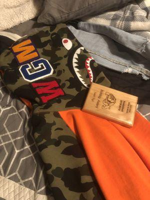 Bape hoodie size medium for Sale in Denver, CO