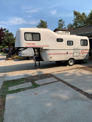 2001 scamp 19ft 5th wheel for Sale in Ontario, CA