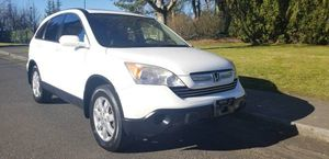 2008 honda crv cr-v automatic 4CYL very clean 4wd 4x4 NAVIGATION SYSTEM for Sale in Portland, OR