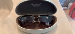 Coach aviator sunglasses for Sale in Land O Lakes, FL
