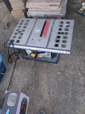Table saw( ryobi) for Sale in Kansas City, KS