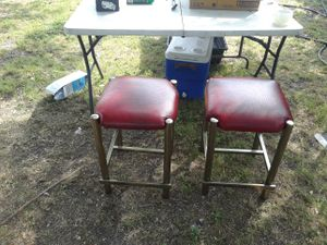 Bar stools or for table for Sale in San Antonio, TX
