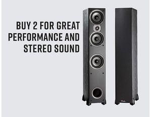 Polk Audio Monitor 60 Series II - Pair - Black for Sale in Portland, OR