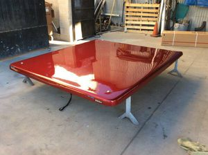 B4-008 Used Snug Top Truck Cover for Ford for Sale in El Monte, CA