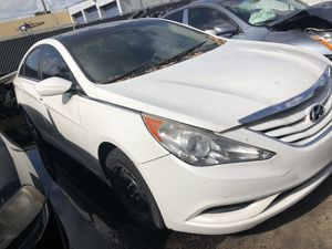 2012 Hyundai Sonata for parts for Sale in Hialeah, FL