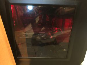 Custom gaming pc 300 obo for Sale in Stevens Point, WI