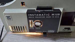 Vintage Kodak Instamatic M109 Movie Projector USA for Sale in Lutz, FL