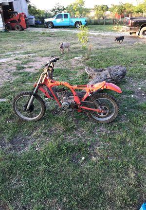 Honda dirt bike for Sale in Niederwald, TX