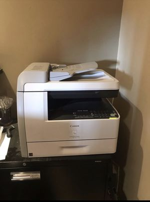 Canon Image Glass Printer Scanner for Sale in Coral Gables, FL