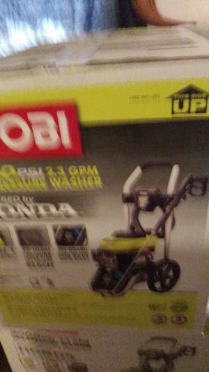 Ryobi 3000 psi pressure washer for Sale in Clearwater, FL