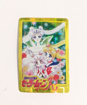 Sailor Moon R Sticker for Sale in Rialto, CA