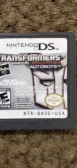Nintendo 3ds Transformers Autobots for Sale in Springfield,  VA