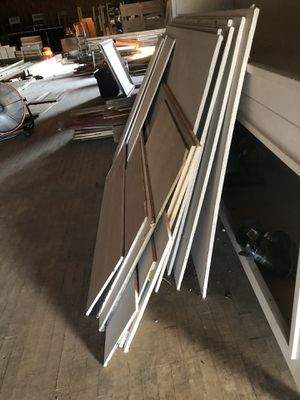 Free - Miscellaneous pieces of drywall for Sale in Grove City, OH