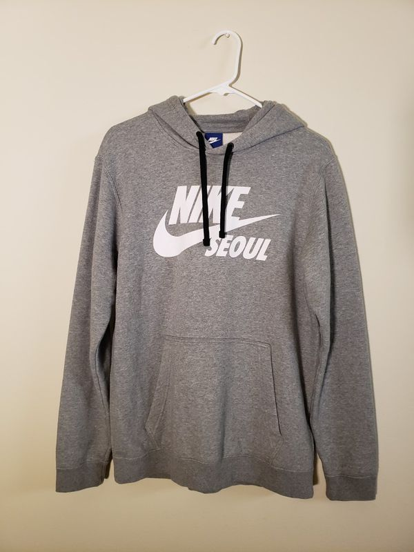 "Nike ""Seoul"" Hoodie (size L -but fit like M)"