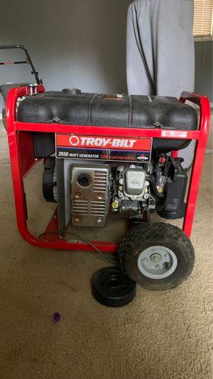 Troy bilt generator for Sale in Daniels, MD