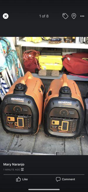 2- Generac generators for Sale in Vacaville, CA