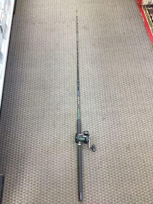 "Shakespeare UglyStik 6'6"" Fishing Rod with Okuma Magda Reel Combo for Sale in Kent, WA"